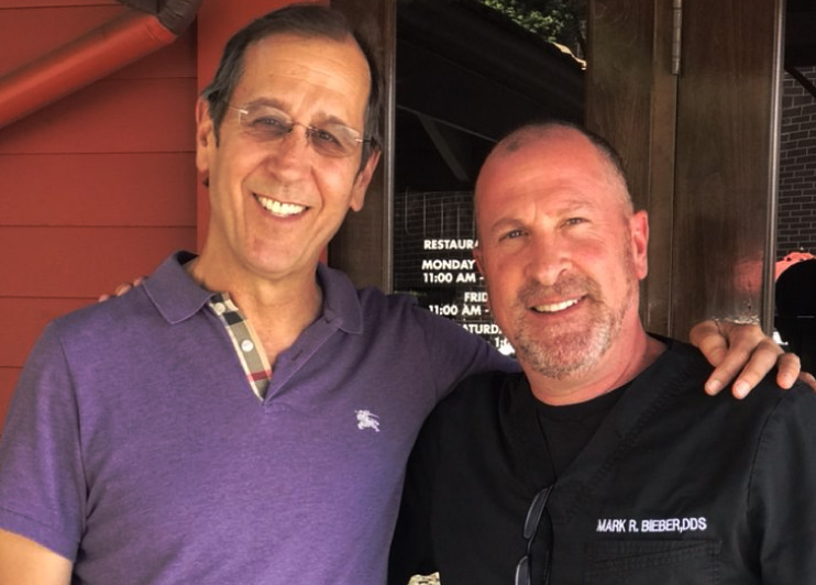 Picture of Lawrence Toomin, DDS and Mark Bieber, DDS